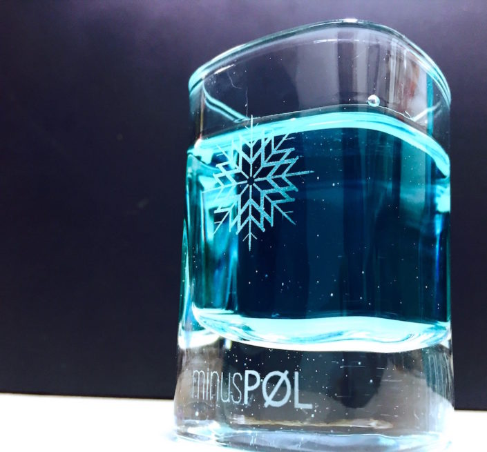 Gravur auf Glas - Markenplatzierung und Promotion